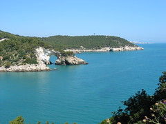 outside Vieste, Gargano, - by pizzodisevo (first of all, my health)