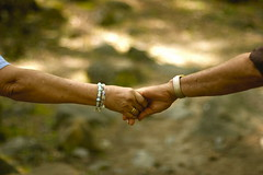 love (gabo_) Tags: california love holding hands example yosemite strenght myparents bokehsonice