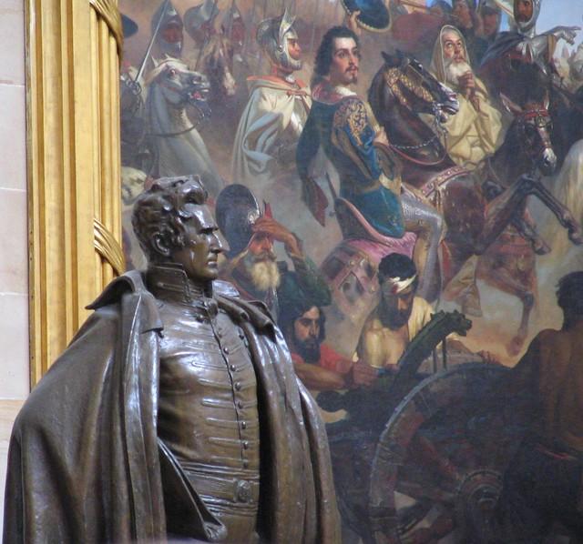 Andrew Jackson Statue - U.S. Capitol Rotunda