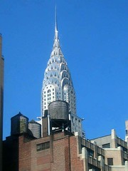 Chrysler Building by day