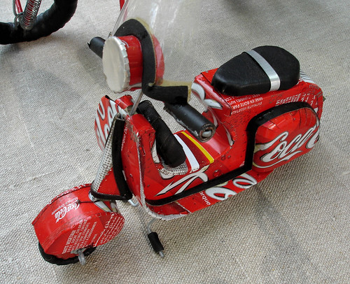 The Coke Scooter