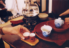 chinese-style tea time2 (kimicon) Tags: japan chinatown 100v10f yokohama teatime chinesetea chineseteahouse