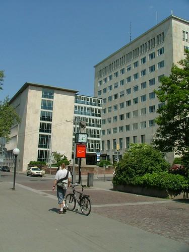Stuttgart Gerichtsgebäude