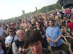 People Behind Us In Hyde Park By rileyroxx on flickr