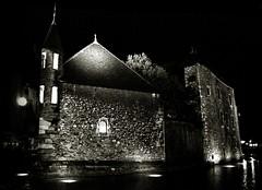 Prison, Annecy (efo) Tags: bw france annecy night prison om1
