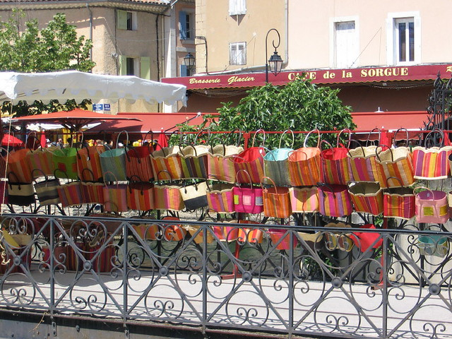 france basket market provence