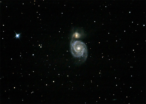 M51 - The Whirlpool Galaxy