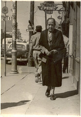 """Luisa en Juarez, Chih. Nov. 1956 ((Concepts by) Nicholas Daniel """"@tak"""" Lopez) Tags: california old family mexico grandmother photos pics sister brother uncle father great grandfather mother historic aunt scanned historical cousin relatives greatgrandmother"""