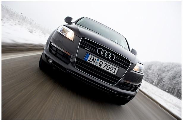 car bavaria automotive audi q7