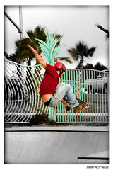 .CLAY. remix (.SANCHEZ.) Tags: sports jump jumping skate skateboard halfpipe sanchez