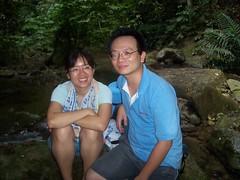 My 'Junior' (Kenny Fong) Tags: waterfall sg langat lepor hulu