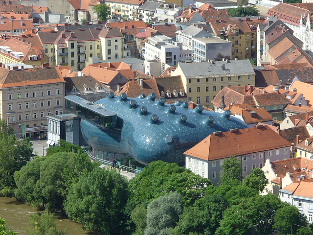 Museum Graz Graz Museum Graz Austria