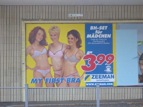 bra first