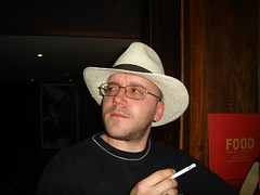 The Man from Salford (Andy Saxton) Tags: london media patrick redux atmedia lauke patricklauke media2006 atmedia2006
