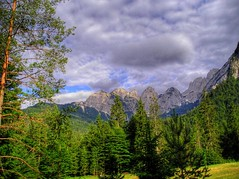 SCENERY 4 (mariotto52) Tags: italy inspiration love nature beautiful topv111 landscape effects landscapes interestingness scenery italia val hdr friuli elaboration panorami paisagen tarvisio photomatix tonemapping saisera valbruna mariotto52 tarvisiano