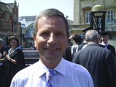 Peter Levy (David Michael Morris) Tags: university hull graduations peterlevy looknorth