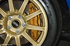 Subaru Wheel (Robert de Jong) Tags: car nikon automobile montreal d70s westmount subaru brakes disc nikkor18200vr robertdejong
