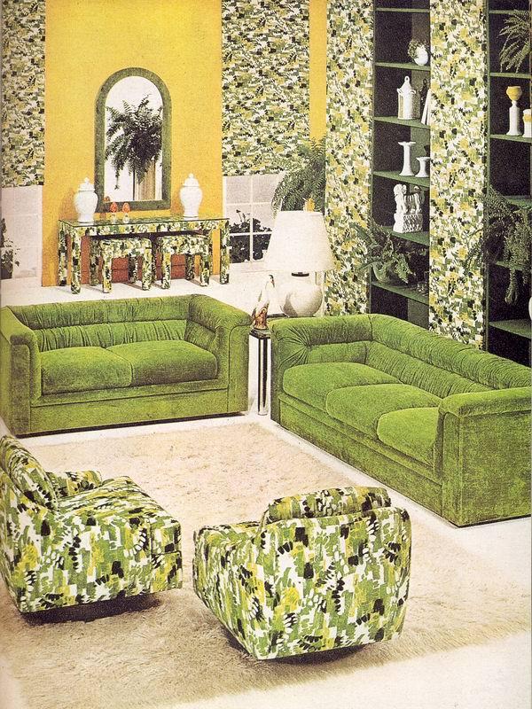 Vintage Ads Selig Furniture 1974