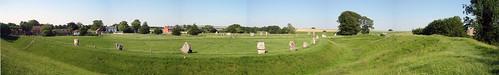 Avebury panorama
