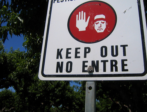 keep-out_no-entre