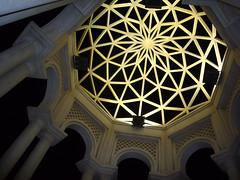 Islamic Geometry (radiant guy) Tags: building art geometric night nightshot geometry patterns islam panasonic islamic islamicart preprocessed fx01 panasonicfx01 islamicgeometry architectandcity
