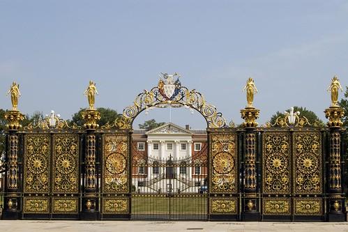The Golden Gates of Warrington