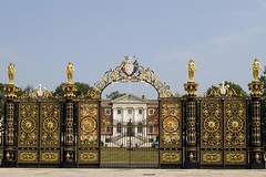 The Golden Gates of Warrington