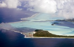 MG 1723 (angel decay) Tags: ocean sea rock angel canon eos bay airport sand decay lagoon resort tropical borabora polinesia atol atr airtahiti a380rules angeldecay
