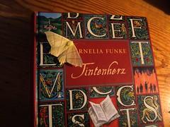 Corazón de tinta Tintenherz de Cornelia Funke