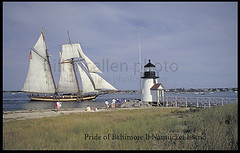 schooner pride of baltimore ll nantucket lighthouse mcallen (bill mcallen) Tags: ocean 2 summer lighthouse photography bill nikon war sailing ship photographer massachusetts  maryland pride baltimore nantucket ii pirate sound mcallen brandt tall tallship schooner ll topsail goodwill clipper brant 1812 towson privateer shipwright prideofbaltimore asmp