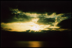 galilee sunrise en lomo - by futurowoman