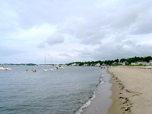 Grove beach