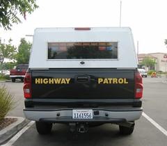 CHP Highway Patrol Truck (MR38) Tags: chevrolet truck police chp silverado patrol