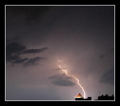 Storm over Lyon tonight (bidi1) Tags: lyon lightening strom orage clairs