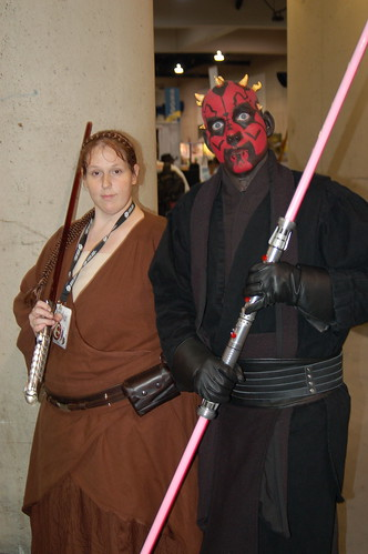 Comic Con 2006: Mixed Marriage