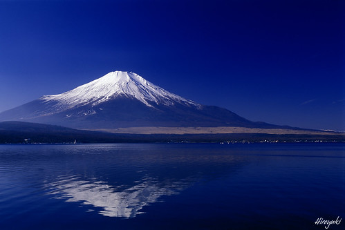 Mt.Fuji por straightfinder.