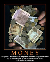 Money by QuiteLucid @ Flickr.com
