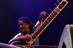 Anoushka Shankar - WOMAD 2006 (flykr) Tags: music india festival fly livemusic gigs worldmusic womad sitar damianrafferty indianclassicalmusic flyglobalmusicculture womad2006 anoushkashankar