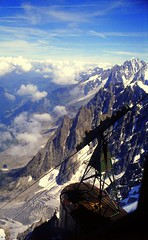 About The Cloud (nyomee wallen) Tags: blue sky mountains alps swiss aboutthecloud