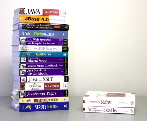 Java vs. Ruby