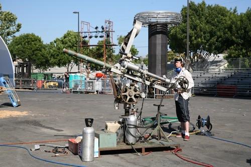 SRL San Jose 2006 Setup (Friday)