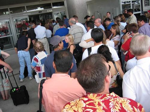 Austin Airport Evac