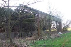 Barn (Dradny) Tags: barn derelict aughton emptybarn derelictbarn