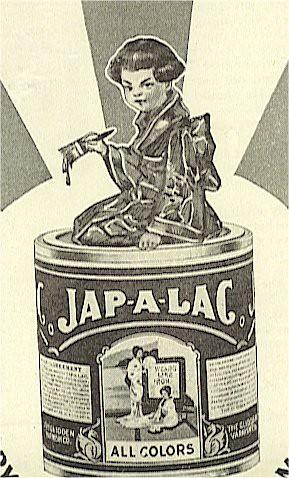 Jap-a-Lac ad, 1910