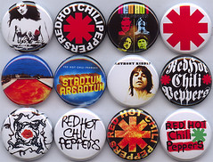 08/22/2006 - Red Hot Button Pack (amayzun) Tags: red hot chili buttons peppers rhcp