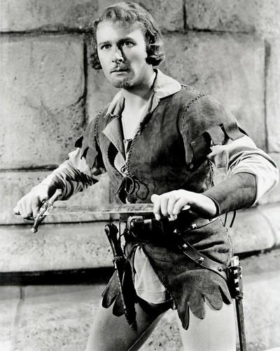 Errol Flynn by rodridge119.