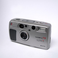 Yashica T5 by So gesehen., on Flickr