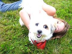 """dog hugs • <a style=""""font-size:0.8em;"""" href=""""http://www.flickr.com/photos/70272381@N00/230627099/"""" target=""""_blank"""">View on Flickr</a>"""