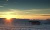 Derrière chez moi (vindent1972) Tags: sunrise levédesoleil christiancross croix bessoncourt territoiredebelfort ligthpainting