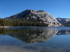 Tenaya Lake (Joe Shlabotnik) Tags: 2005 california reflection august2005 yosemite yosemitenationalpark 50views tenayalake faved myphotoseverywhere heylookatthis